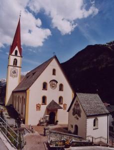 Kirche Kappl West