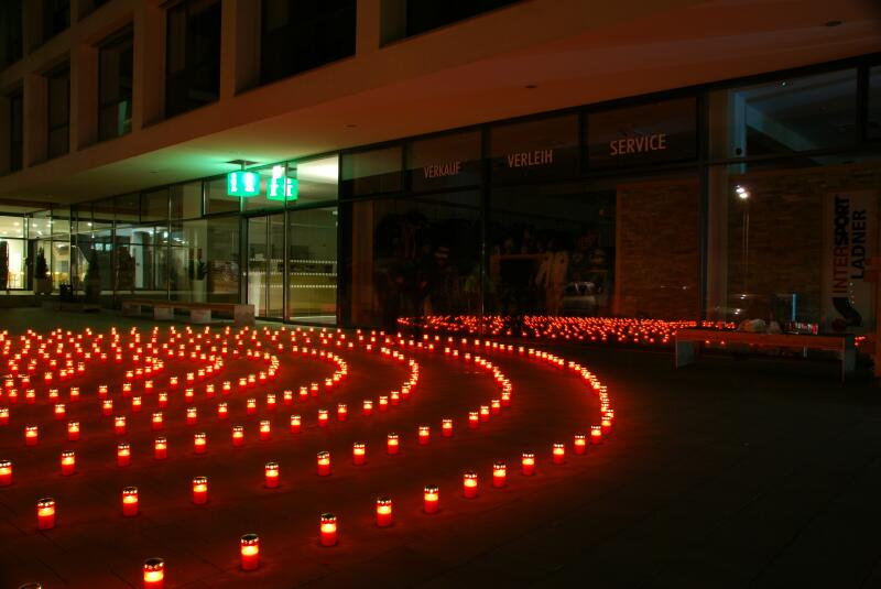 Lichterlabyrinth